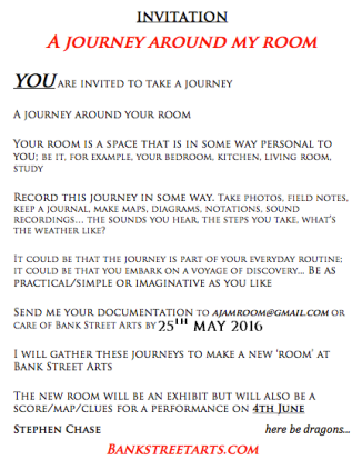 INVITATION to ajamroom